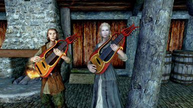 Talented Bards