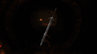 Draugr Greatsword with grip