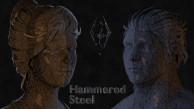 Hammered Steel