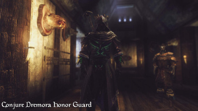 Conjure Dremora Honor Guard