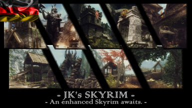 JK's Skyrim by Jkrojmal and Teabag86 - German Translation