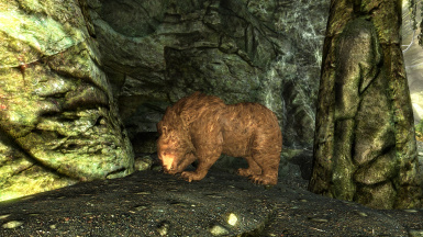 Seen here with Better Bears texture mod (VER 1.0)
