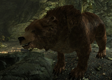 Better Bears textures very intimidating ver (1.0)