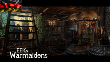 EEKs Whiterun Interiors by EvilEyedKyo - German Translation