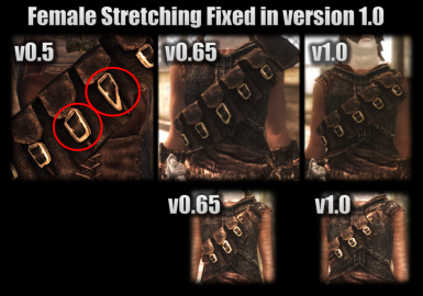 female stretching fixed