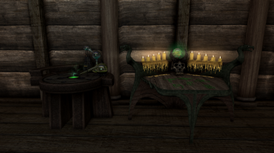 4K Retextured Mage Tables