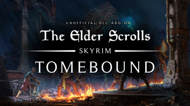 The Elder Scrolls V Skyrim - Tomebound