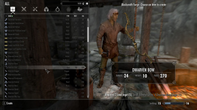 Dwemer items require levers to craft, and dwemer oil to temper