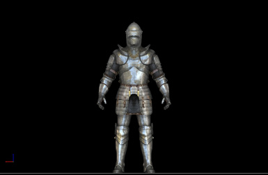 Knight armor reforged