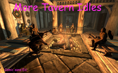 More Tavern Idles - SSE Port