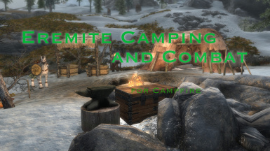 Eremite Camping and Combat for Campfire