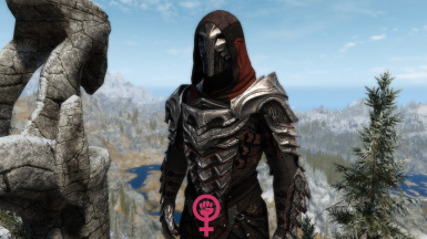 Kynreeve Armour CBBE Bodyslided with female support