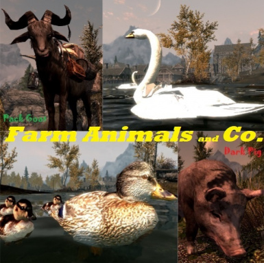 Farm Animals and Co. SE