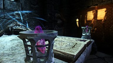 A place of unknown magics