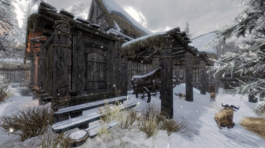NSUtR - JK's Winterhold - Before