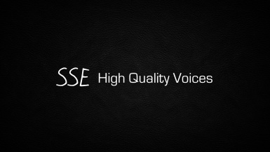 SSE High Quality Voices