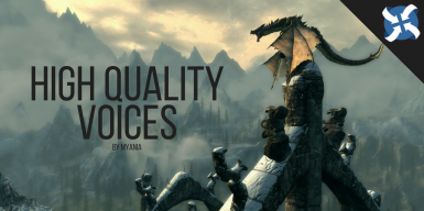 SSE High Quality Voices at Skyrim Special Edition Nexus