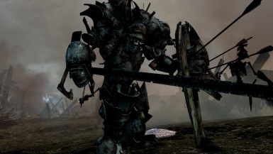 War Revenants- Mihail Monsters and Animals (SSE)(mihail immersive add-ons -undead golem -witcher)