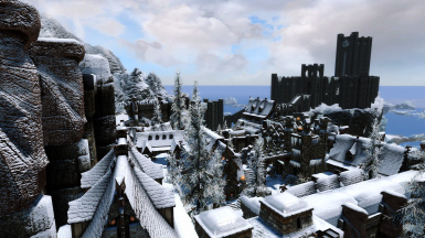 The Great City Of Winterhold SSE Edition
