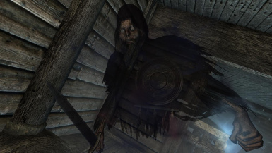 Wraiths- Mihail Monsters and Animals (SSE) (mihail immersive add-ons- oblivion undead- ghost)