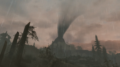TrueStorms Unique Weather - Solstheim Thunderstorm