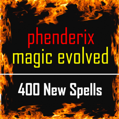 Phenderix Magic Evolved