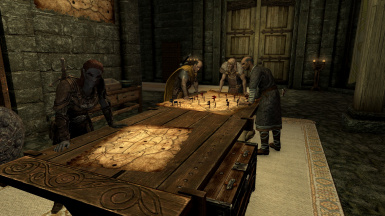 War Council in Dragonsreach