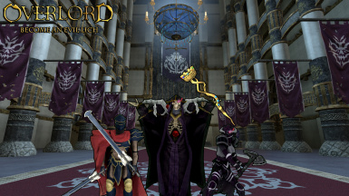 Overlord - Become an Evil Lich