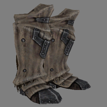 Bony Footsteps for Dragonbone Boots