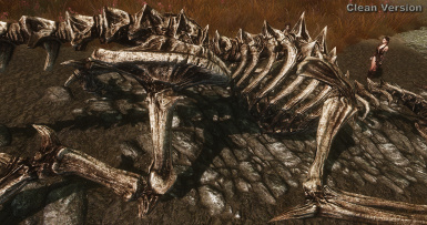 Rustic Dragon Corpse Clean Version
