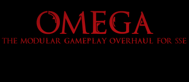 (SJG) OMEGA - The Modular Gameplay Overhaul for SSE