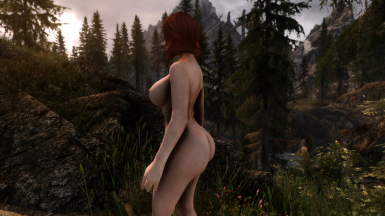 Supah Booty - Thicc Edition (CBBE BodySlide Preset)