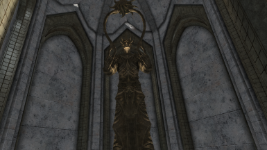 default shrine option (can be changed in MCM)