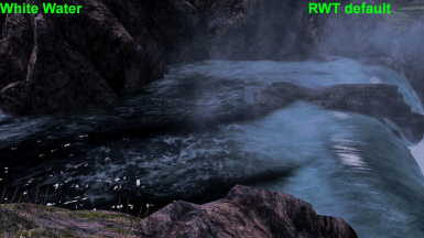 White Water vs RWT