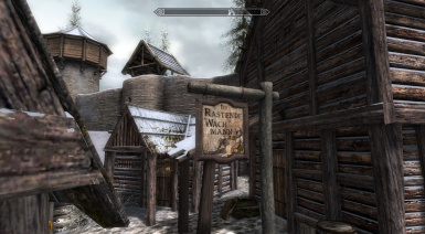 Beyond Skyrim - Bruma SE German