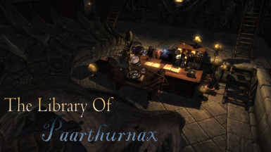 The Library of Paarthurnax SSE