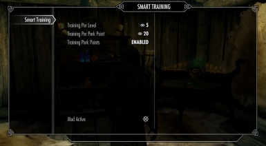 Smart Training - Tweaked SE
