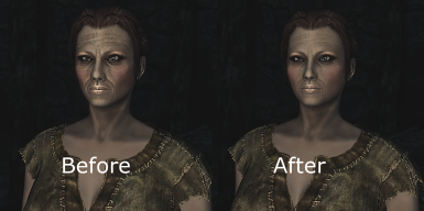 Fix Your Face (Cleaner Face Details)