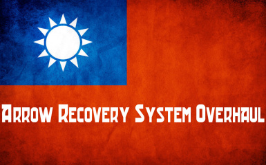 Arrow Recovery System Overhaul - Traditional Chinese Trasnaltion