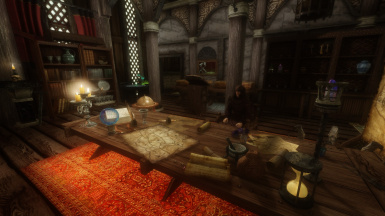 Dragonsreach - Farengers Room