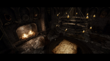 Fort Dawnguard - War Room