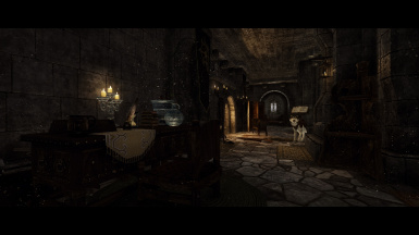 Fort Dawnguard - Your Private Quarter