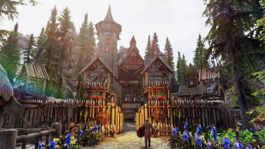 Superb Lc Build Your Noble House At Skyrim Special Edition Nexus Download Free Architecture Designs Rallybritishbridgeorg