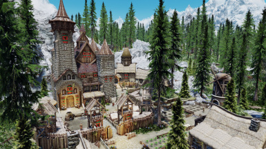 Lc Build Your Noble House At Skyrim Special Edition Nexus Mods And