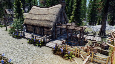 Incredible Lc Build Your Noble House At Skyrim Special Edition Nexus Download Free Architecture Designs Rallybritishbridgeorg