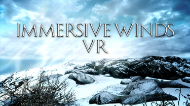 Immersive Winds VR (Home Automation)