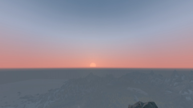 Smooth Sky mesh - SSE