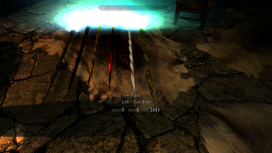 More Colorful Rune Staves