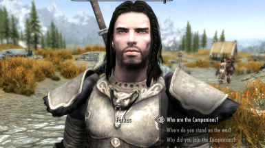 Farkas (with texture mods)