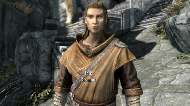 Aicantar (with texture mods)